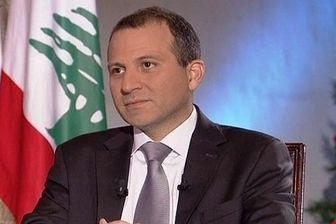 باسیل: نشانه آزادی حریری بازگشت او به لبنان است