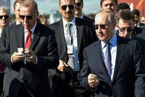 مکالمه جالب بین پوتین و اردوغان