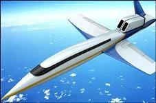 هواپیمای مافوق صوت ویژه ثروتمندان + عکس