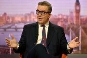 دولت انگلیس در آستانه فروپاشی قرار دارد