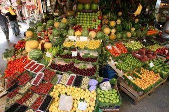 قیمت میوه ثابت ماند