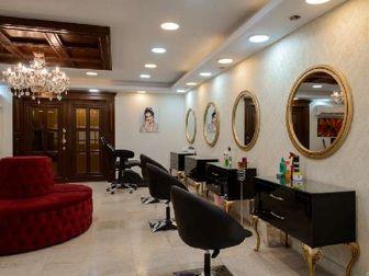 بهترین سالن زیبایی در شهر شیراز