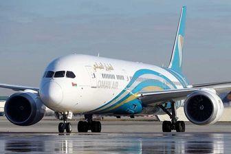 عمان هم تمامی پروازهای خود به چین را لغو کرد