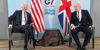 جزئیات دیدار  بایدن و جانسون درباره ایران و روسیه