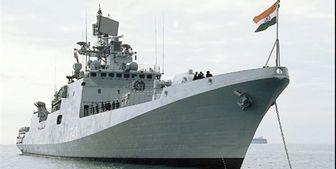 کشتیهای جنگی هند به ائتلاف ضدایرانی آمریکا نمیپیوندند