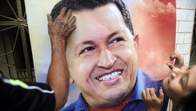 اولین سالگرد درگذشت چاوز در تهران برگزار شد