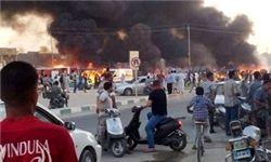 افزایش تلفات انفجارهای شب گذشته بغداد