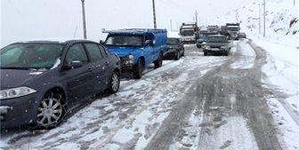 پیش بینی وضعیت آب و هوا در 9 بهمن ماه /آغاز بارش برف، باران و وزش باد خیلی شدید