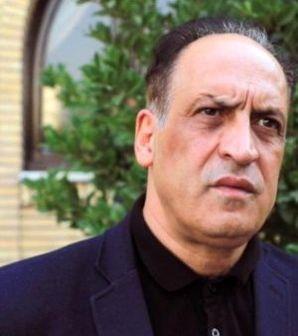 بهمن هاشمی داغدار شد/ عکس