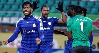 استقلال خوزستان بدون کاپیتان