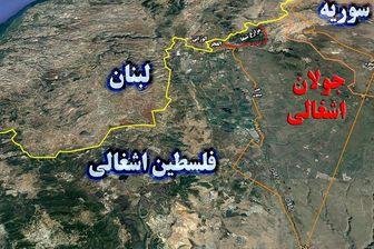 حمله هوایی رژیم صهیونیستی به بلندی های جولان