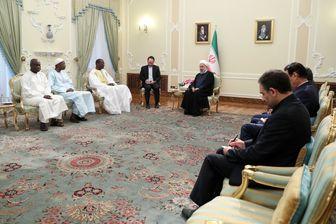 تقویت روابط با کشورهای آفریقایی از سیاست های ایران است
