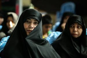 الهام چرخنده: سفیر آزادی شدم + عکس