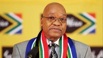 تصمیم رئیس جمهور آفریقای جنوبی برای استعفا از سمتش