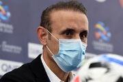 پیام عاشقانه گل محمدی به هواداران پرسپولیس