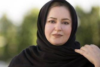چهره جدید خانم بازیگر در سال 1400 /عکس
