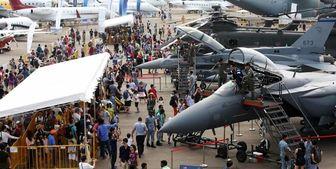 انصراف شرکتهای تسلیحاتی آمریکایی از حضور در نمایشگاه نظامی سنگاپور