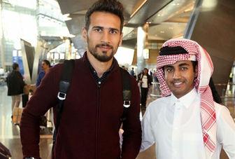 رقم قرارداد شهباززاده با تیم قطری لو رفت