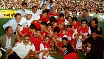 ماجرای اولین قهرمانی پرسپولیس در لیگ برتر