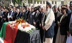 ابراز تاثر رهبری از شهادت برهان الدین ربانی