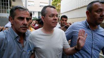 دادگاه ترکیه کشیش آمریکایی را به 3 سال حبس محکوم کرد