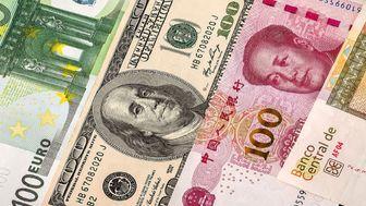 نرخ ارز بین بانکی در 13 شهریور 99