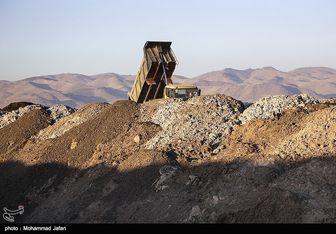 آلودگی ۳ میلیون تن پسماند روی به شهر زنجان رسید