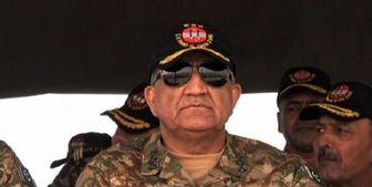 فرمانده ارتش پاکستان: همکاری با ایران امنیت منطقه را افزایش داده است