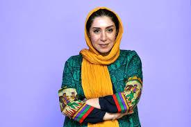 تیپ قجری بازیگر «شهرزاد» در سریال محرمی/عکس