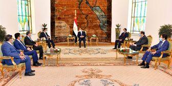 توافق محرمانه دولت مستعفی یمن با مصر