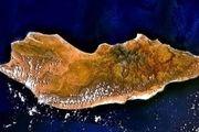 جزیره انگشتی در ایسلند!/ عکس