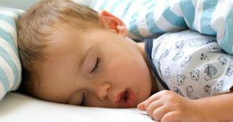 خُرخُر کودکان را چگونه درمان کنیم ؟