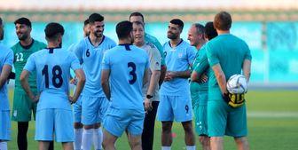 لباس جدید تیم ملی در مقدماتی جام جهانی 2022+تصاویر
