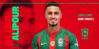 عملکرد علی علیپور در لیگ پرتغال