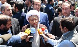 آملی لاریجانی: برخی حکام فاسد منطقه با آمریکا و رژیم کودک کش صهیونیست هم دست هستند