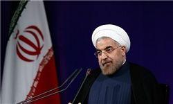 روحانی قهرمانی تیم ملی را تبریک گفت