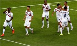 برترین بازیکن دیدار کاستاریکا و اروگوئه