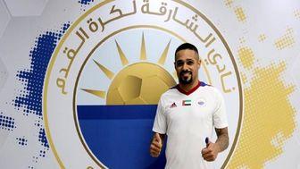 خبر خوش به پرسپولیس درباره ستاره الشارجه امارات