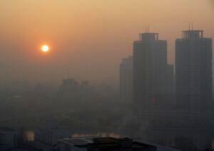 عامل آلودگی هوای تهران و کلان شهرها مشخص شد