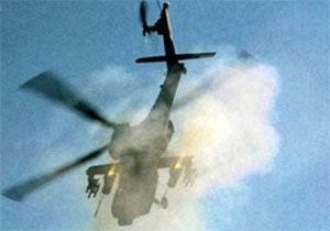 5 نفر بر اثر سقوط بالگرد در چچن کشته شدند
