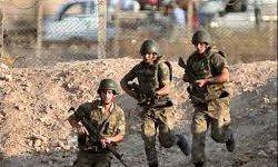 عملیات کمین پ. ک. ک. علیه نظامیان ترکیه در نقاط مرزی