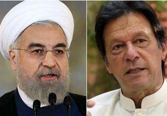 تسلیت روحانی به «عمران خان» در پی سقوط هواپیمای مسافربری در پاکستان