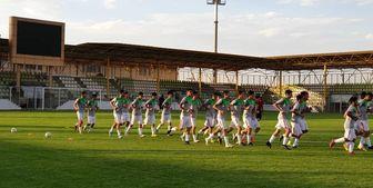 پیروزی قاطع تیم فوتبال نوجوانان ایران