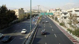 اتصال بزرگراه یادگار به سعیدی از زیر بوستان جی
