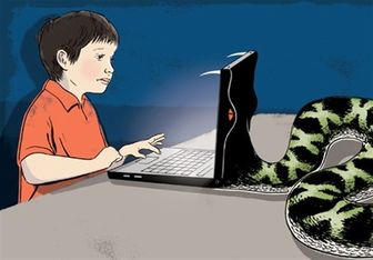 محدودیت های فضای مجازی برای کودکان در آمریکا