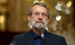 رئیس مجلس ارتحال آیتالله حائری شیرازی را تسلیت گفت