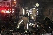 انفجار مهیب در حاشیه باشگاه انقلاب با سه کشته