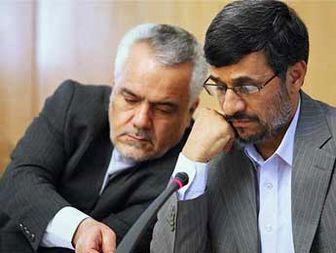 عبور از خط قرمز احمدی نژاد آغاز شد