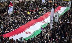 بازداشت نمادین مفسدان اقتصادی در راهپیمایی ۹۶ +عکس