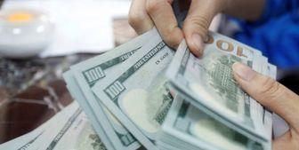 کاهش اندک نرخ ارز در بازار، دلار ۲۳ هزار و ۴۲۱ تومان است